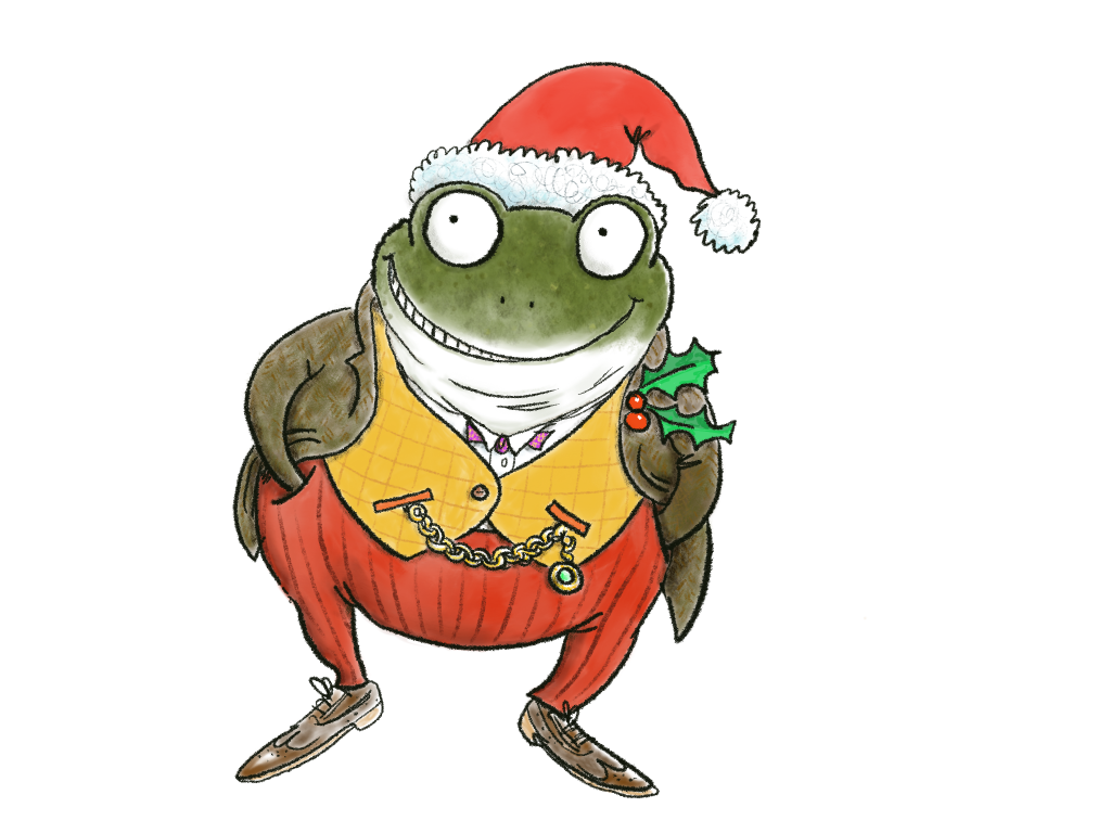 Pangbourne Mr Toad