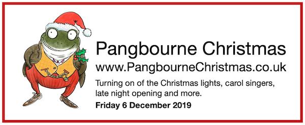 Pangbourne Christmas 2019