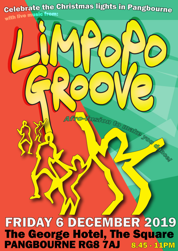Limpopo Groove at The George Hotel in Pangbourne.